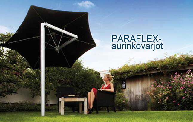 Paraflex-aurinkovarjot